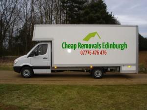 Cheap Removals Edinburgh